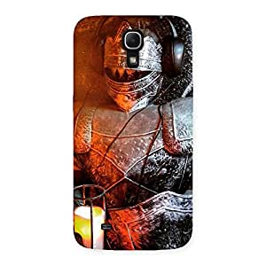 Ajay Enterprises Suit of Warrior Knight Back Case Cover for Galaxy Mega 6.3