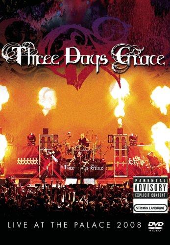 Концерт группы Three Days Grace во дворце Оберн-Хиллз В Детройте