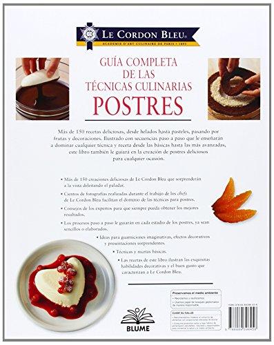 Libro guia completa de las tecnicas culinarias postres for Tecnicas culinarias de la cocina francesa