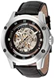 Stuhrling Original Mens 314.331513 Leisure Zeppelin 360 Automatic Skeleton Watch