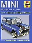 Haynes Mini 1969 to 2001 Up to X Regi...