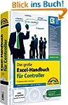 Das gro�e Excel-Handbuch f�r Controll...