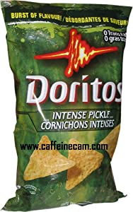 Doritos Intense Pickle - 260g