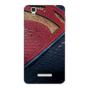 Cute Day suit Multicolor Print Back Case Cover for Yu Yureka