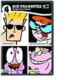 4 Kid Favorites Cartoon Network Hall of Fame