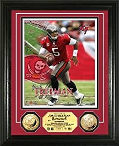NFL Tampa Bay Buccaneers 24KT Gold Coin Photo Mint by Highland Mint