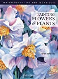 img - for Painting Flowers and Plants (Watercolour Painting Tips & Techniques) book / textbook / text book