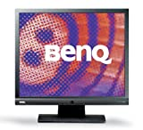 BenQ G702AD 17-inch LCD Monitor (Analog, 5ms, 2000:1 DCR, Vista Basic, Senseye and Photo Technology)