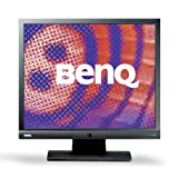 BenQ G702AD 17-inch LCD Monitor (Analog, 5ms, 2000:1 DCR, Vista Basic, Senseye and Photo Technology)by BenQ
