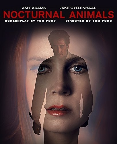DVD : Nocturnal Animals (Snap Case, Slipsleeve Packaging)
