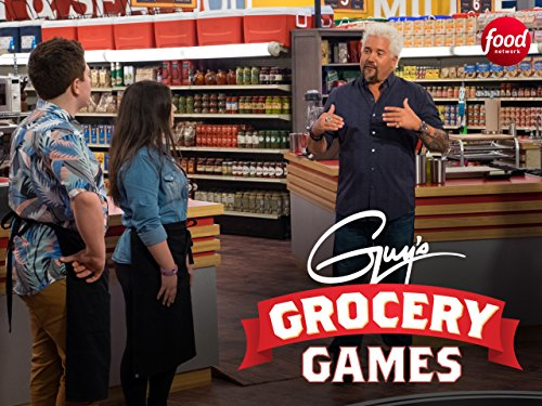 Guy's Grocery Games - Funny Food