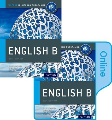 Ib course book: english B. Con e-book. Con espansione online. Per le Scuole superiori (Ib Diploma Programme)
