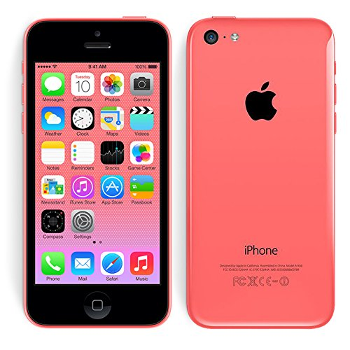 COOMAX Dummy Display Fake Phone For Apple iPhone 5C (Pink) Non-Working 1:1 Scale Toy Model
