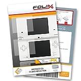 FoliX FXAntireflex Displayschutzfolie für Nintendo DSi / DSi NDSi NDSi  Displayschutz antireflektierend