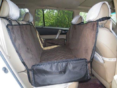 Waterproof Pet Dog Travel Hammock Car Back Seat Cover front-144366