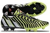 Predator Absolion Instinct LZ TRX FG Football Boots Light Flash Yellow/Running White/Dark Grey