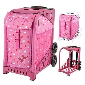 Zuca Bag Sweetheartz - Pink Frame