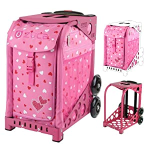 Amazon.com: Zuca Bag Sweetheartz - Pink Frame: Sports & Outdoors