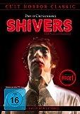echange, troc Horror Cult Classics - Shivers [Import allemand]