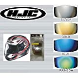 HJC(エイチジェイシー)ヘルメットシールド ブルー CL-ST,FS-11J,CL-15,FS-15用/ ピンロック非対応 HJ-09 HJP041