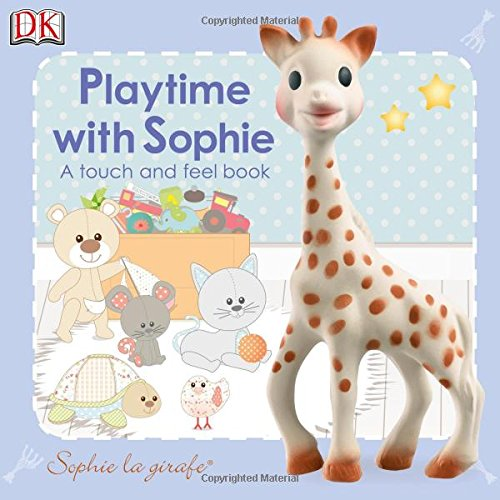 Sophie La Girafe: Playtime With Sophie back-741922