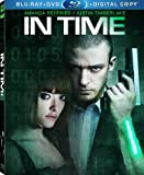 Cover art for  In Time [Blu-ray + DVD + Digital copy]