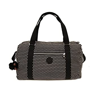 Kipling Itska Plus, White Dot, One Size