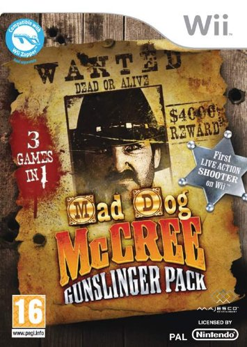 Mad Dog McCree: Gunslinger Pack (Wii)