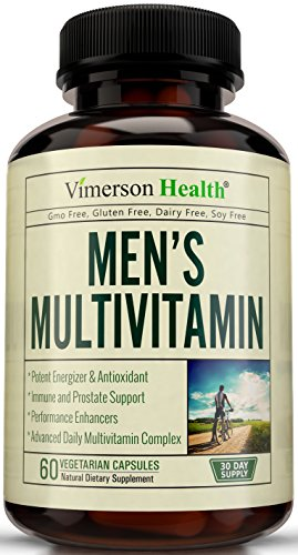Vitamins for man