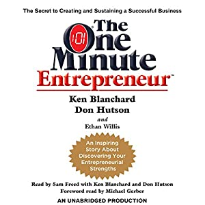 The One Minute Entrepreneur Audiobook