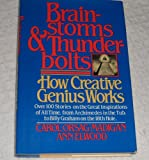 img - for Brainstorms & Thunderbolts How Creative Genius Works book / textbook / text book