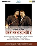 Maria von Weber: Der Freischuetz [Blu-ray]