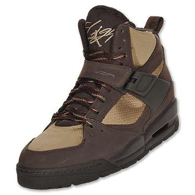 Nike Air Jordan Flight 45 TRK (GS) Boys Basketball Shoes 467929-204 by Nike