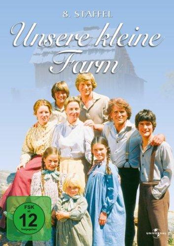 Unsere kleine Farm - 8. Staffel (6 DVDs)