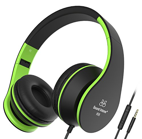 sound-intone-i68-foldable-portable-35mm-high-performance-over-ear-headphones-adults-kids-lightweight
