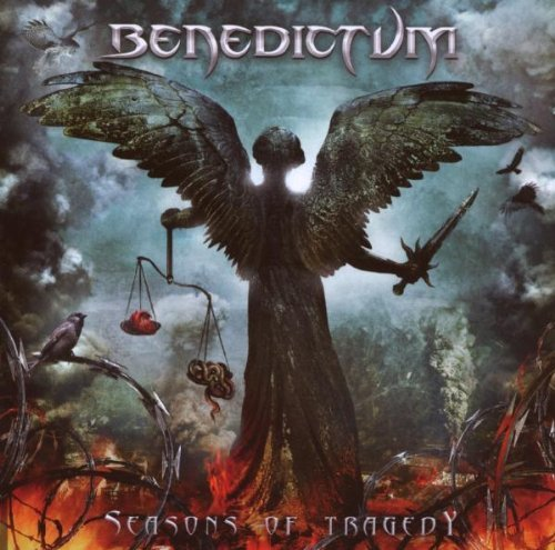Seasons of Tragedy by Benedictum (2008-03-04)