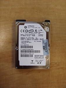 Hitachi Travelstar 5K160 HTS541680J9AT00 80GB UDMA 100 5400RPM 8MB 25 IDE Hard Drive