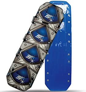 Snow Sliders Toboggan Snow Sliders, Blue, 75-Inch