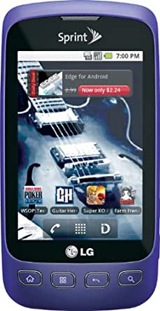 LG Optimus S, Purple 2GB (Sprint)
