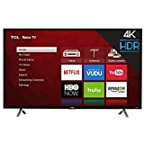 "TCL 49S403 49"" 4K UHD HDR Roku Smart LED TV (Certified Refurbished) (Tamaño: 49 inches)"