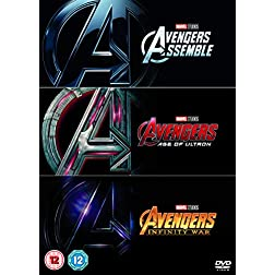 Avengers Collection [Blu-ray]