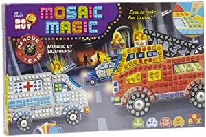 Toy Box Toy Box Mosaic Magic By Numbers