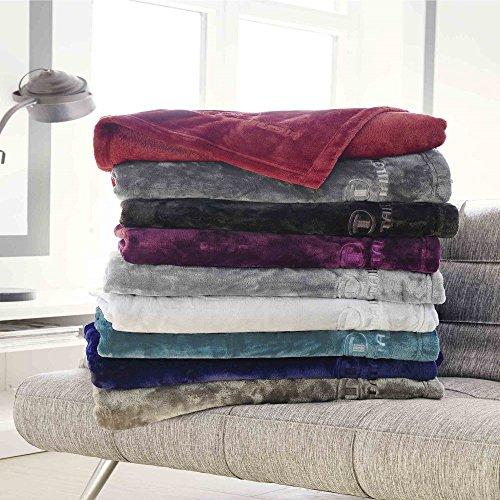 preisvergleich tom tailor angorina fleece decke karamell. Black Bedroom Furniture Sets. Home Design Ideas