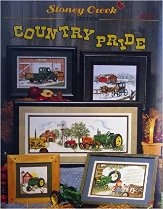 Country Pride, Cross Stitch (Stoney Creek Collection)