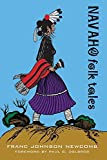 img - for By Franc Johnson Newcomb Navaho Folk Tales (Reprint) [Paperback] book / textbook / text book
