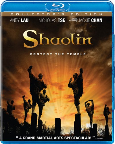 Cover art for  Shaolin (Collector's Edition) [Blu-ray]