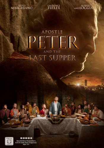 Apostle Peter & The Last Supper [DVD] [2012] [Region 1] [US Import] [NTSC]
