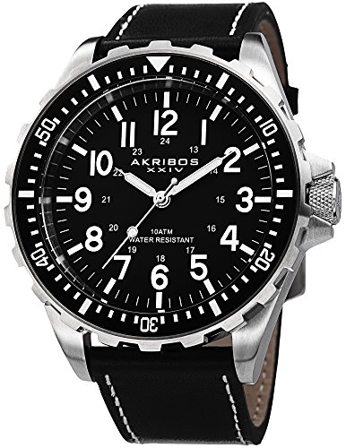 Sub Zero Blue Steel Watch