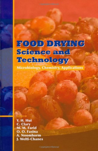 Food Drying Science And Technology: Microbiology, Chemistry, Application