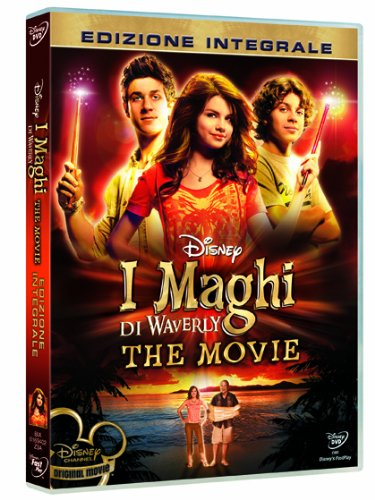 I maghi di Waverly - The movie [IT Import]